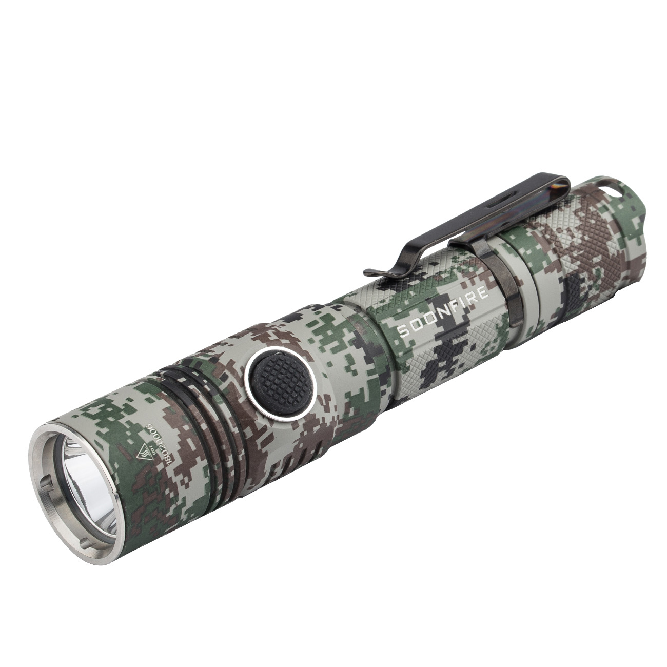 Soonfire DS32 Tactical Flashlight