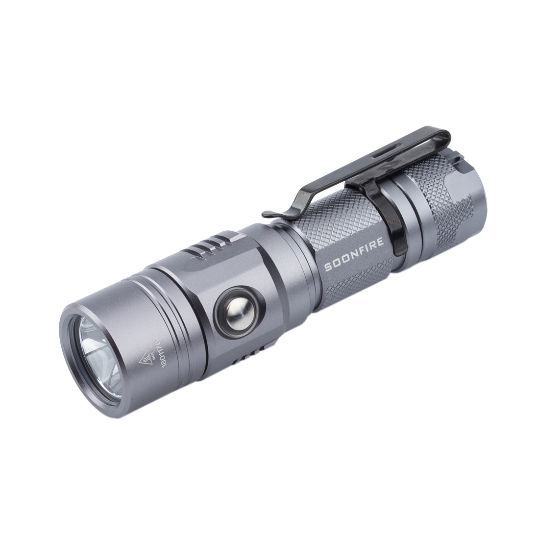 Soonfire E11 Multifunctional 1000 Lumen Ultra-bright Rechargeable CREE XP-L LED Flashlight